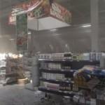 Весь день с помощью милиции боевики ДНР грабили супермаркет в Донецке