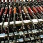 На Украине очереди за оружием