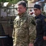 В связи с гибелью экипажа вертолета Порошенко может отменить перемирие