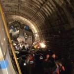 В катастрофе в московском метро виноват стрелочник