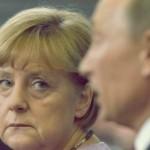 Почему Франция и Германия прогнулись под Путина