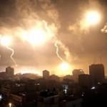 Накануне 72-часового перемирия Израиль обстреляли из Газы