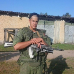 Русских десантников, бросивших технику в Луганске на Украине опознали