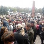 В ДНР и ЛНР начались голодные бунты местного населения