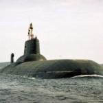 Утонувшая российская лодка по всей видимости флагман флота — «Дмитрий Донской»