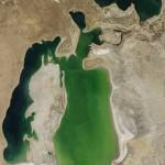 Аральское море полностью высохло
