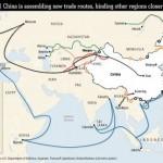 """Китай строит """"шелковый путь"""" в обход России"""