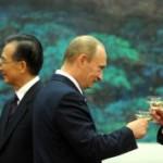 Путин призывает переходить на юани