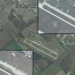 Россия перебросила дополнительно более 100 боевых самолетов к границам Украины — фото со спутника