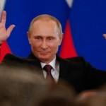Букмекеры принимают ставки на устранение Путина из Кремля в 2015 году