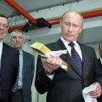 Золотовалютные резервы России значительно меньше чем о них официально заявляют — где деньги?