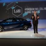 Toyota открыла патенты, которые сделают революцию в автомобилестроении