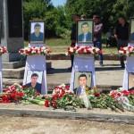 8 прихожан, убитых в Славянске