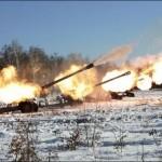 За 4 февраля уничтожено 190 боевиков под Дебальцево