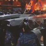 В Армении продолжаются столкновения вокруг российского посольства