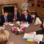 Сегодня Запад сделал абсолютную ставку на Украину