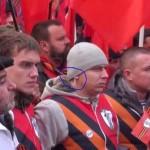 Московский «антимайдан» в первых рядах на 30% состоял из сотрудников ФСБ и МВД