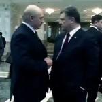 "Подслушан разговор Порошенко и Лукашенко – ""тяжело, он нечестно и грязно играет"" (видео)"