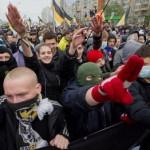 Сегодня в Петербурге проходит международный съезд нацистских и фашистских партий