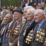 В Москву на парад 9 мая решили не пускать большую часть ветеранов