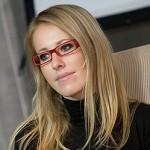 Ксения Собчак срочно уехала из России