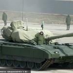 МО РФ впервые показало, как выглядит новый танк «Армата»