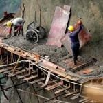 Как ремонтируют «Стеклянный мост»
