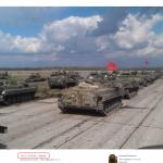 В Луганске боевики концентрируют ударную группировку (фоторепортаж)