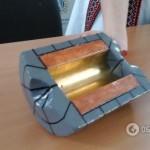 Электромагнитная бобма, комбинированная броня — военные разработки украинских школьников