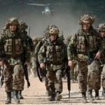 """Британская и американская армия высадились в Казахстане для отработки """"зеленых человечков"""""""
