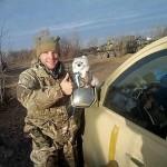В Украине появился свой символ – комбат с позывным Майк