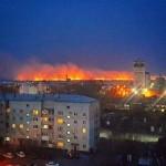 В Забайкалье площадь пожаров сравнилась с площадью Москвы