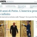 В СМИ просочился черновик новой политики США в отношении России