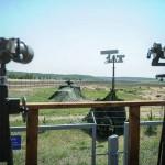 Журналистам показали первый участок новой Украино-Российской границы