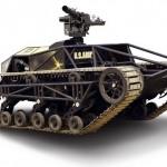 Для американской армии разработали беспилотный танк