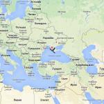 На Крым и Донецк может упасть Знамя Победы из космоса