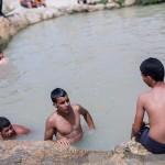 Самый жаркий день в году в Израиле для отдыхающих
