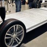 Tesla S раскрыла секрет своего супер-аккумулятора  — пальчиковые батарейки