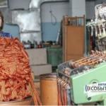 Ткацкая фабрика в Казании пообещала покрыть каждого жителя России полосатыми ленточками