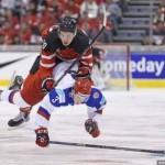 Российские хоккеисты — «в том что мы покинули лед перед исполнением гимна выноваты Чехи»