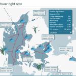Дания стала производить 100% электроэнергии на ветростанциях