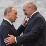 Лукашенко надоела «братская любовь» с Россией