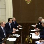Обама хочет умыть руки, Путин получить Украину — кратко про Сочи