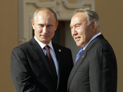 Азиатское турне президента РФ