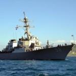 Америка отправила в Черное море эсминец Laboon