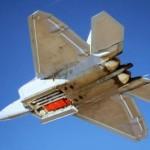 США разместят возле границ с Россиией F-22 raptor