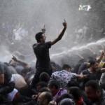 В центре Еревана усилено присутствие ОМОНа, растет напряженность