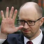 Допуск гуманитарных грузов в зону АТО будет упрощен — Яценюк