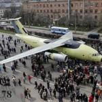 """""""Антонов"""" будет производить 25 самолетов ежегодно"""
