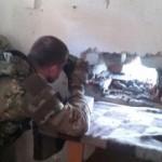 Информация о выходе формирований боевиков из Широкино подтвердилась частично